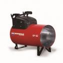 GP65A Biemmedue plynový ohrievač na propán-bután s automatickým zapaľovaním