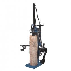 HL 1650 Scheppach vertikálny hydraulický (elektrický 380V) štiepač dreva 16t