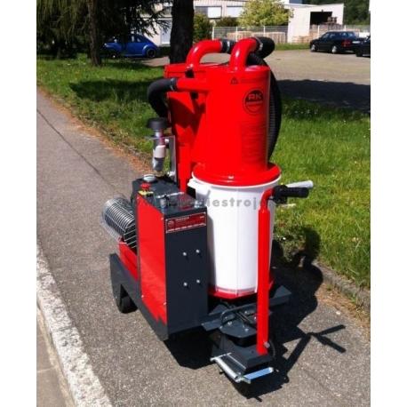 Dirocel 2110 S Wakra rezačka špár s motorom Brigss & Straton pre frézovanie divokých špár a trhlín
