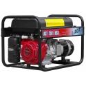 7501 HSB R26 AGT jednofázová elektrocentrála s motorom Honda GX390