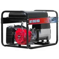 8503 HSB R26 AGT trojfázová elektrocentrála s motorom Honda GX 390