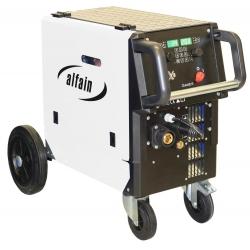 aXe 320 Pulse Smart Gas AL Alfa In zvárací invertor MMA, MIG / MAG