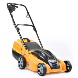 REM 3813i Riwall PRO trávna kosačka s indukčným motorom 2 v 1