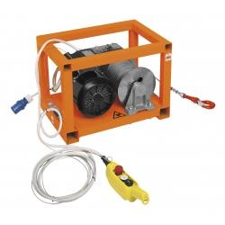 DM 500 APQ12 IORI elektrický stavebný vrátok