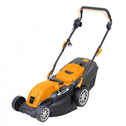 REM 4218 Riwall PRO trávna kosačka s elektromotorom 2 v 1