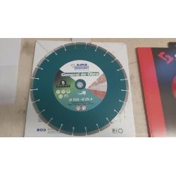 350/25,4mm Universal Sima univerzálny diamantový kotúč, R-6811350