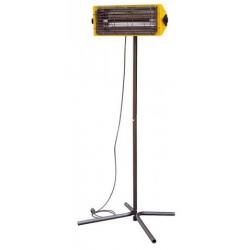 HALL-1500 Master elektrický ohrievač-infražiarič