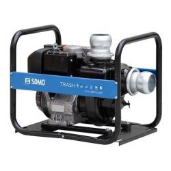 TRASH 4 SDMO kalové čerpadlo - diesel