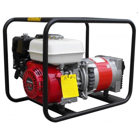 3501 HSB SE - economy AGT jednofázová elektrocentrála s motorom Honda