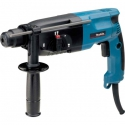 HR2450 Makita elektronické vŕtacie a sekacie kladivo
