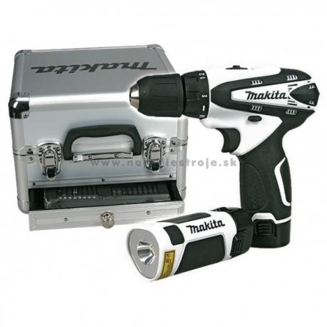 DF330DWX01 Makita akumulátorový LITHIUM–ION vŕtací skrutkovač