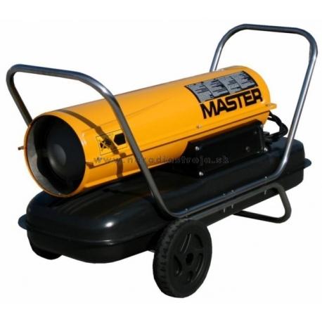 B 100 Master CED ohrievač na naftu