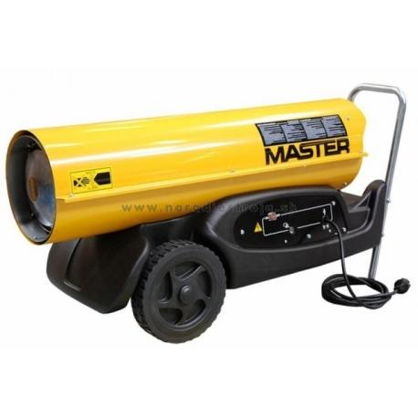 B 180 Master ohrievač na naftu - vysokotlakový