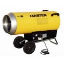 BLP 103ET Master plynový ohrievač  na propán-bután