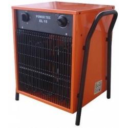 EL 15 Power Tec elektrický ohrievač s ventilátom