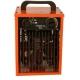 EL 2 Power Tec elektrický ohrievač s ventilátom