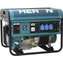 EGM 55 AVR-1 Heron benzínová rámová jednofázová elektrocentrála s AVR