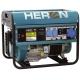 EMG 65 AVR-1 Heron benzínová rámová jednofázová elektrocentrála s AVR