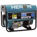 EMG 68 AVR-1 Heron benzínová rámová jednofázová elektrocentrála s AVR