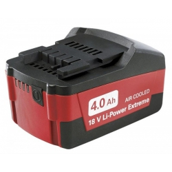 Li-Power Plus Metabo akumulátor 18V/4Ah Li-Ion