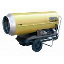 B 230 Master ohrievač na naftu - vysokotlakový