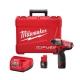M12 CID-202C Milwaukee FUEL™ kompaktný 1/4'' Hex rázový uťahovák