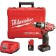 M12 CPD-202C Milwaukee FUEL™ kompaktný 2-rýchlostný vŕtací skrutkovač s príklepom