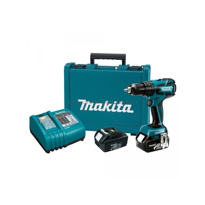 97f9a4e4fac2c ... BHP459RFE Makita aku 2-rýchlostný bezuhlíkový príklepový vŕtací  skrutkovač
