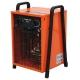 EL 3 Power Tec elektrický ohrievač s ventilátom