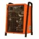 EL 5 Power Tec elektrický ohrievač s ventilátom
