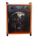 EL 12 Power Tec elektrický ohrievač s ventilátom