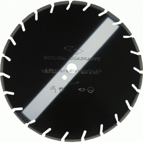BLZ Solga diamantový kotúč na asfalt + betón pre rezače špár