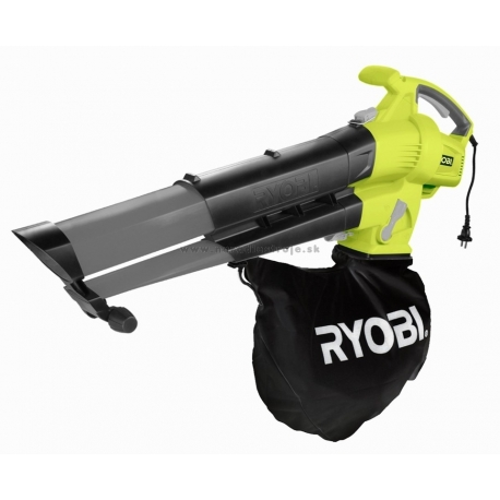 RBV2800S Ryobi elektrický vysávač / fúkač