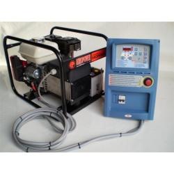 EP 6000E s ATS EUROPOWER jednofázová elektrocentrála-záložný generátor