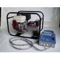 EP 6500TE s ATS EUROPOWER trojfázová elektrocentrála-záložný generátor