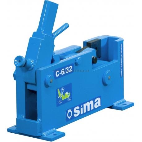 C-6/32 Sima manuálna rezačka stavebnej ocele