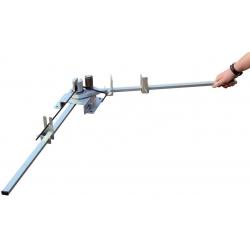 DM-12 Sima / DR12 Alba ručná ohýbačka betonárskej ocele