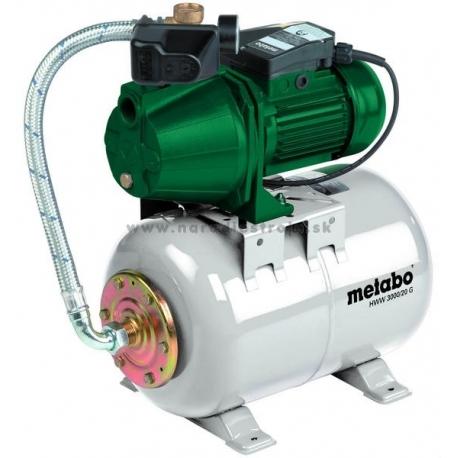 HWW 3000/20 G Metabo domáca vodáreň