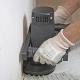 EBS 1802 SH Eibenstock brúska na betón s diamantovým brúsnym tanierom v kufri