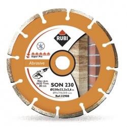 SON 230 SUPERPRO Rubi kotúč na abrazívne materiály /suchý rez/