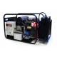 EP 16000TE  Europower trojfázová elektrocentrála s motorom Honda a el. štartom