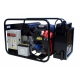 EP 13500TE Europower trojfázová elektrocentrála s motorom Honda a el. štartom