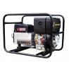 EP220DX Europower trojfázová elektrocentrála so zváračkou a motorom Hatz (diesel)