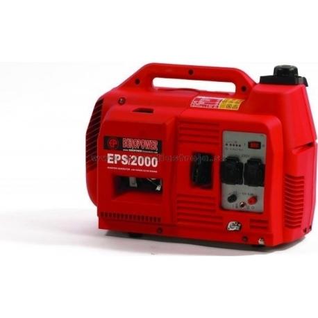 EPSi 2000 Europower jednofázová odhlučnená elektrocentrála - invertor