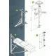 Star 200 Standard Geda elektrický stavebný vrátok / lanový navijak