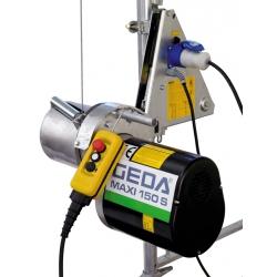 Maxi 150 S Geda elektrický stavebný vrátok / lešenársky lanový navijak