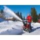 HS 550 EA Honda snehová fréza