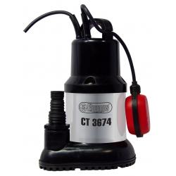 CT 3674 ELPUMPS univerzálne ponorné kalové čerpadlo