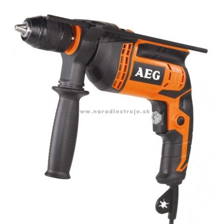SBE 650 R AEG príklepová vŕtačka