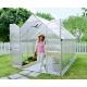 Essence Palram polykarbonátový skleník (366 × 242,5 cm)